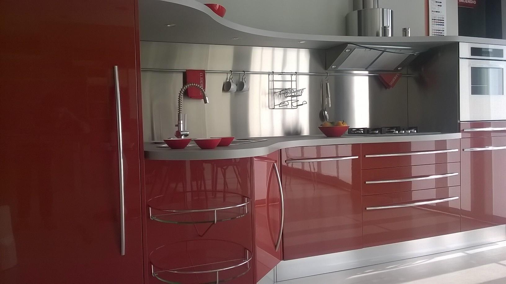 Snaidero Cucina Skyline Scontato Del  61 % Cucine A Prezzi Scontati #46231E 1632 916 Veneta Cucine O Snaidero
