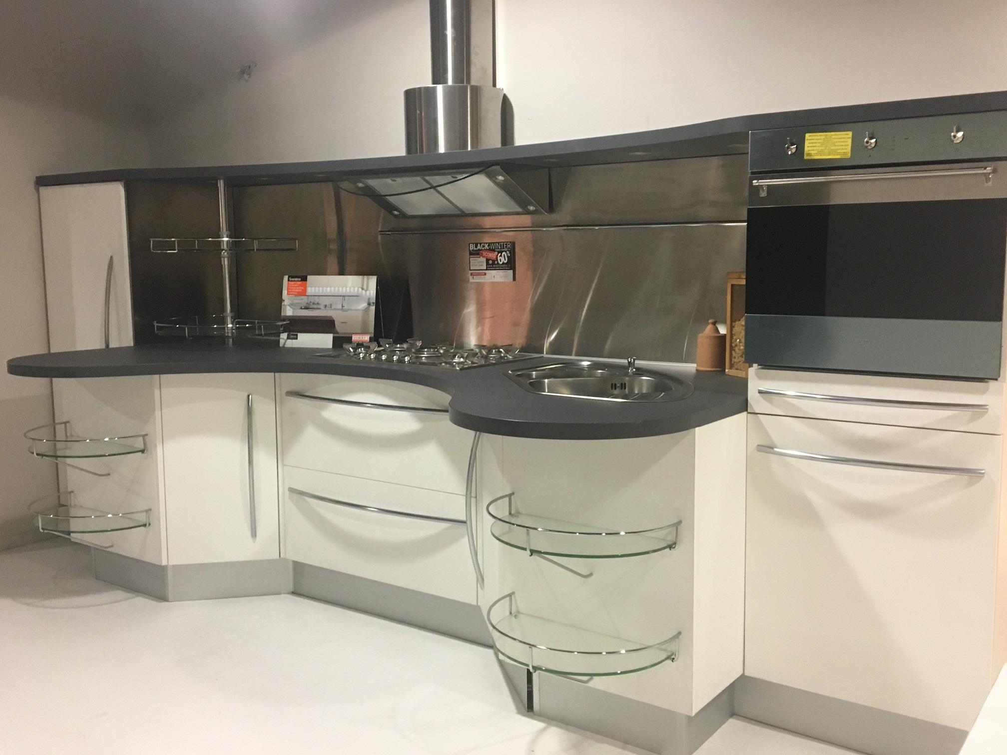 Cucina Snaidero Skyline sconto 60% Design - Cucine a prezzi scontati