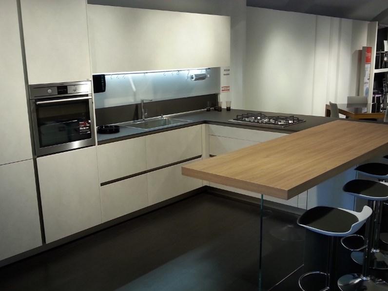 Cucina snaidero snaidero way design laminato materico - Snaidero cucine prezzi ...