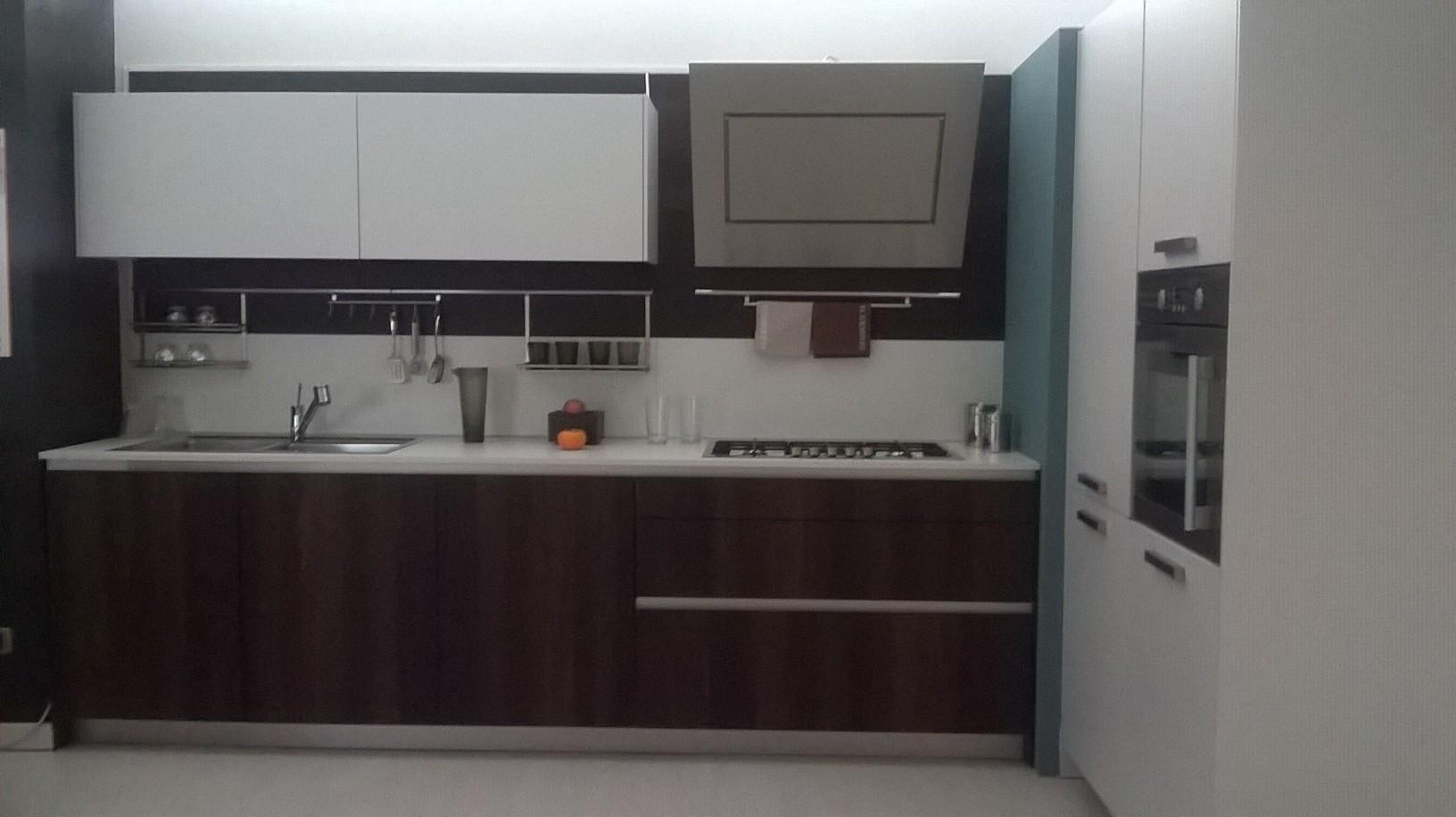 Cucina snaidero way design legno bianca cucine a prezzi scontati - Prezzi cucine snaidero ...