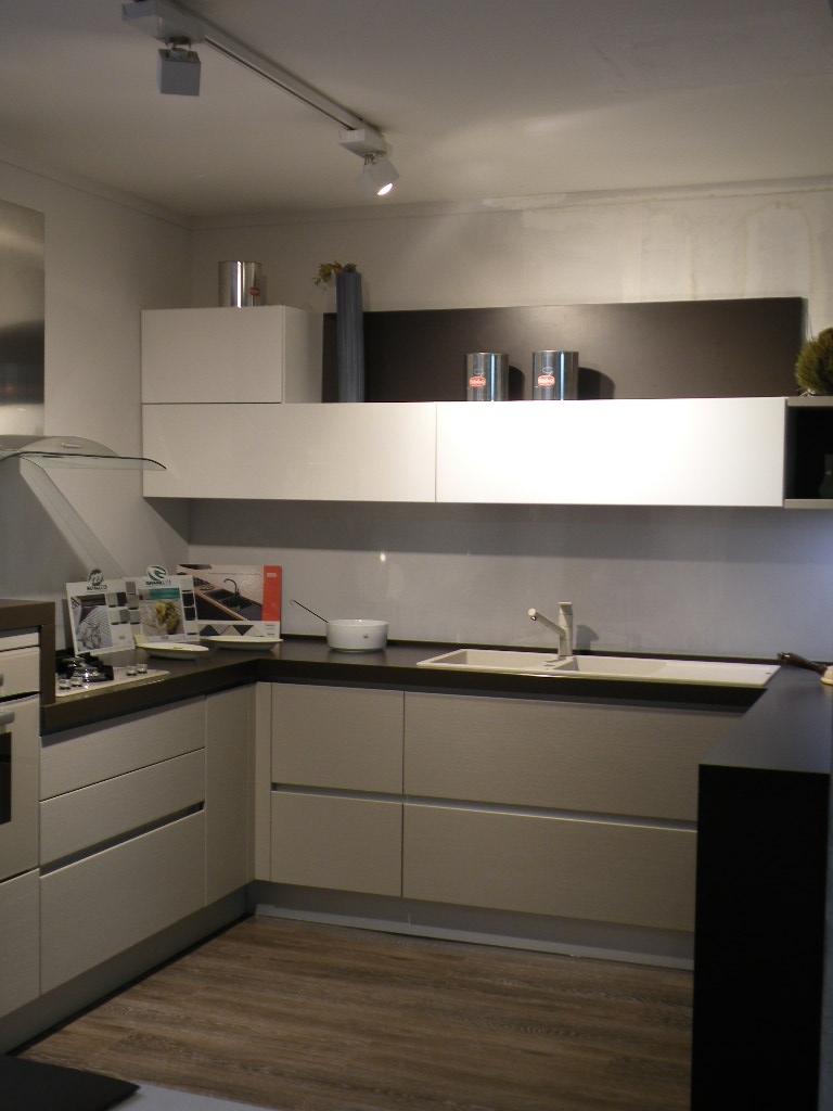 Cucina sottocosto gatto 74 con penisola snack cucine a - Ikea penisola cucina ...