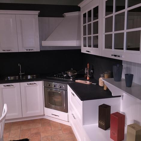 Cucina Stosa Beverly con tavolo e sedie - Cucine a prezzi scontati