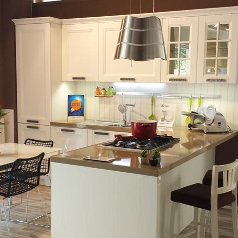 Cucina Stosa BEVERLY in offerta 22239 - Cucine a prezzi scontati