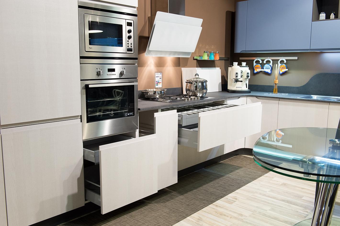 Cucina Stosa BRING completa di elettrodomestici 20983 - Cucine a ...