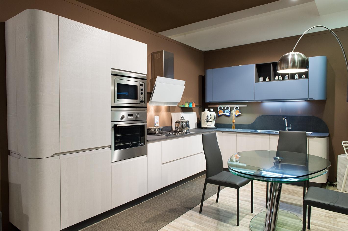 Awesome Cucina Stosa Modello Maxim Ideas - Home Ideas - tyger.us