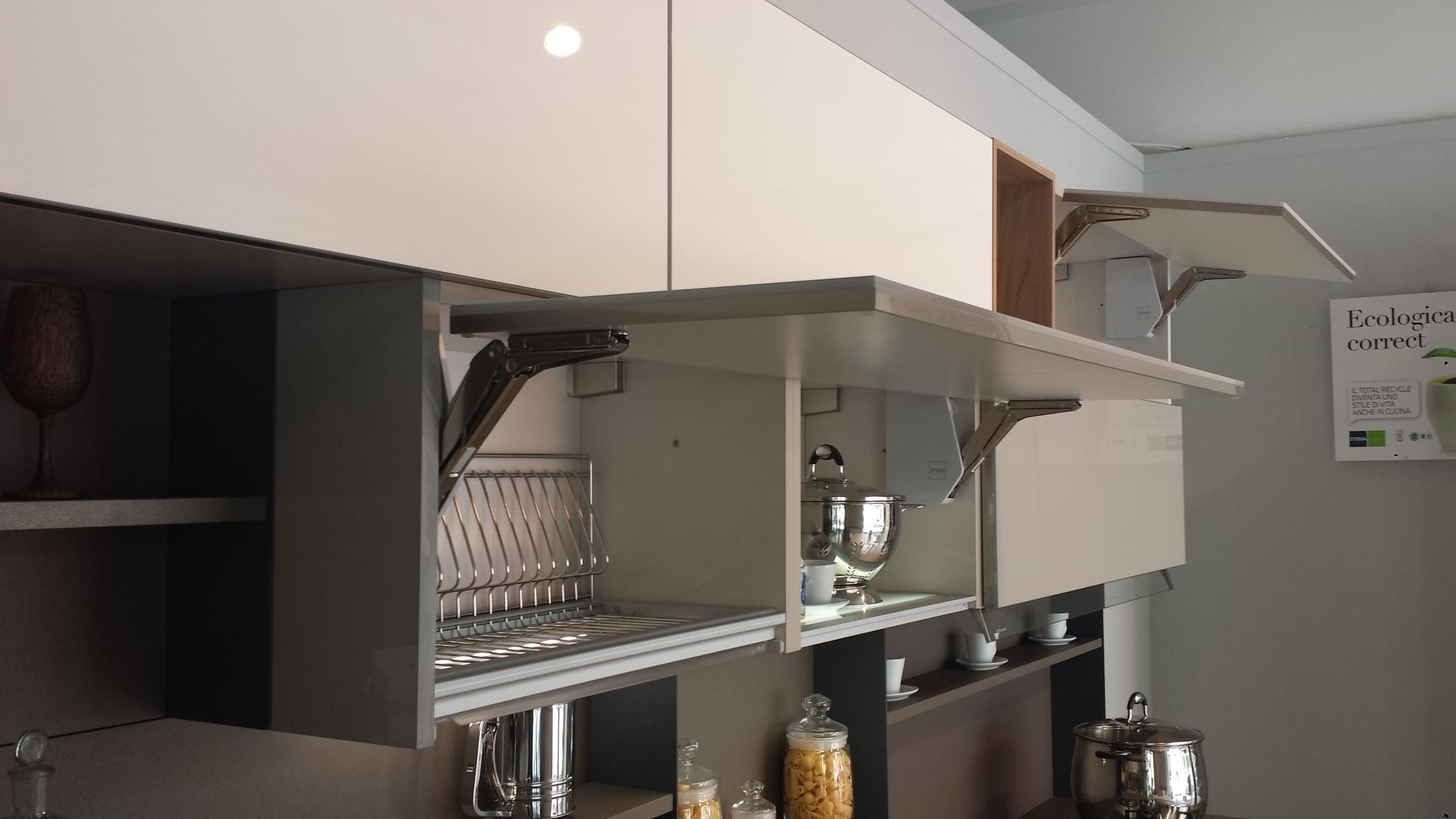 cucina Stosa Cucine Alevè composizione lineare - Cucine a prezzi ...