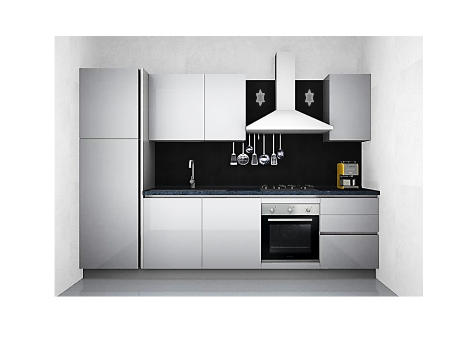 Stosa cucine cucina alev laccata bianca stosa cucine for Outlet cucine abruzzo