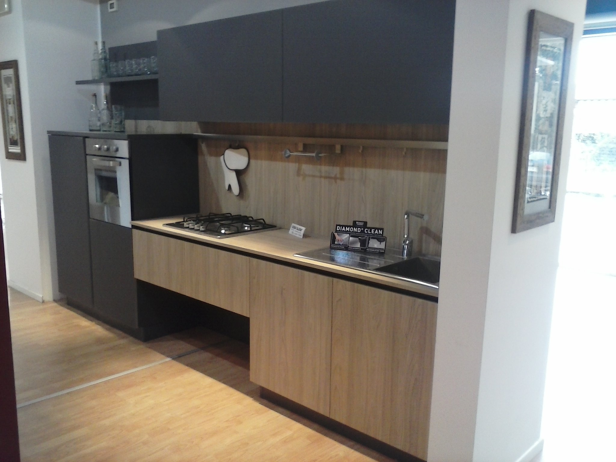 Stunning cucine stosa outlet images - Riverniciare ante cucina ...