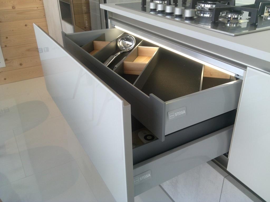 Cucina Stosa Cucine Aliant scontato del -50 % - Cucine a prezzi scontati