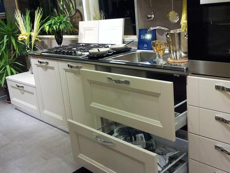Cucina Stosa Cucine Beverly canapa scontato del -76 % - Cucine a ...