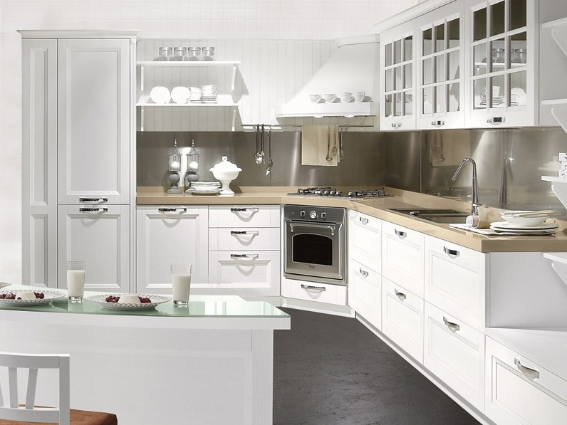 Cucina stosa cucine beverly composizione tipo 01 - Cucina stosa beverly ...