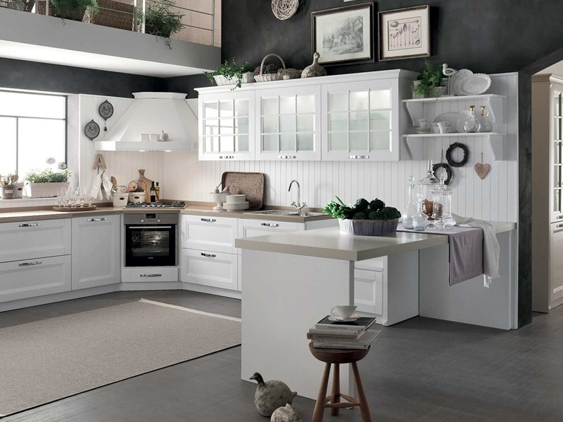 Cucina stosa cucine beverly composizione tipo 01 - Cucina beverly stosa ...