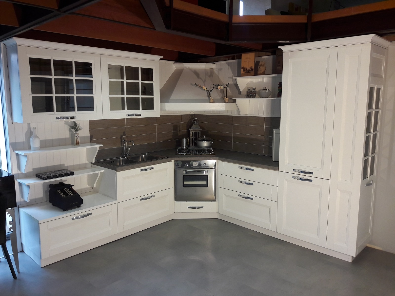 Emejing Cucina Beverly Stosa Images - acrylicgiftware.us ...
