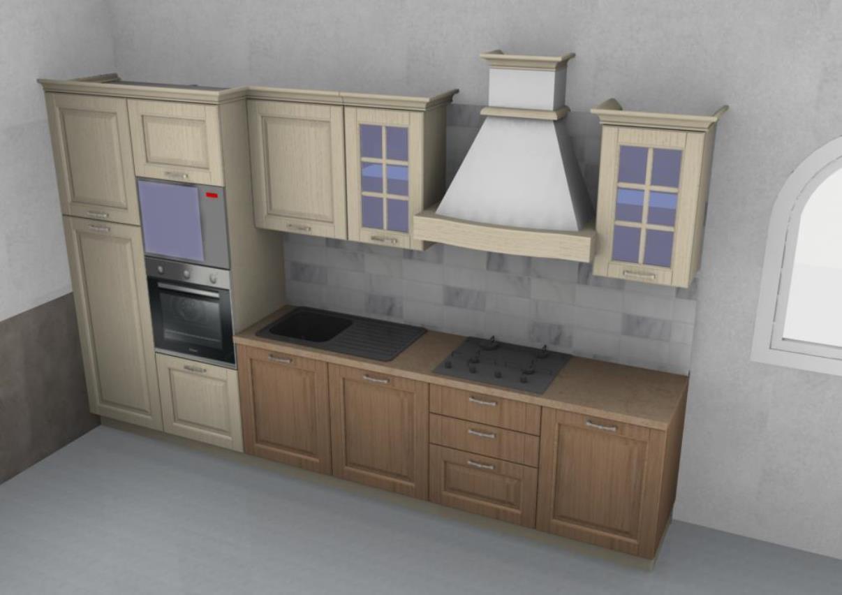 Stosa cucine cucina bilgheri stosa cucine in legno laccato - Cucine moderne legno e laccato ...