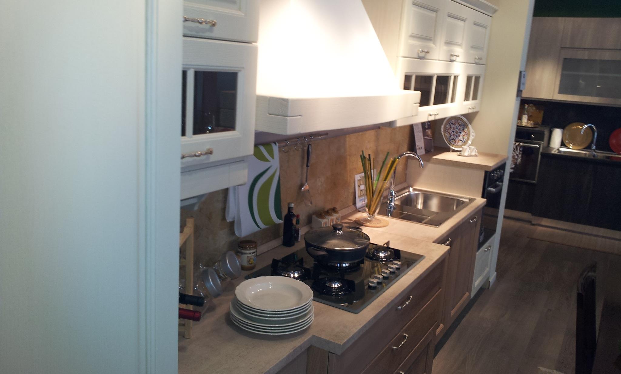 Cucina stosa cucine bolgheri stosa cucine finitura rovere - Cappe cucina leroy merlin ...