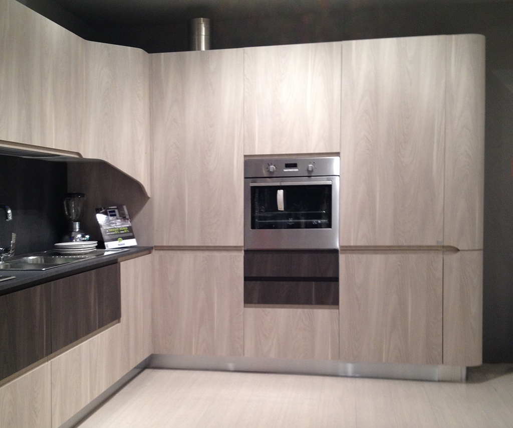 Cucina angolo stosa mod bring scontata del 50 cucine a - Cucina a angolo ...