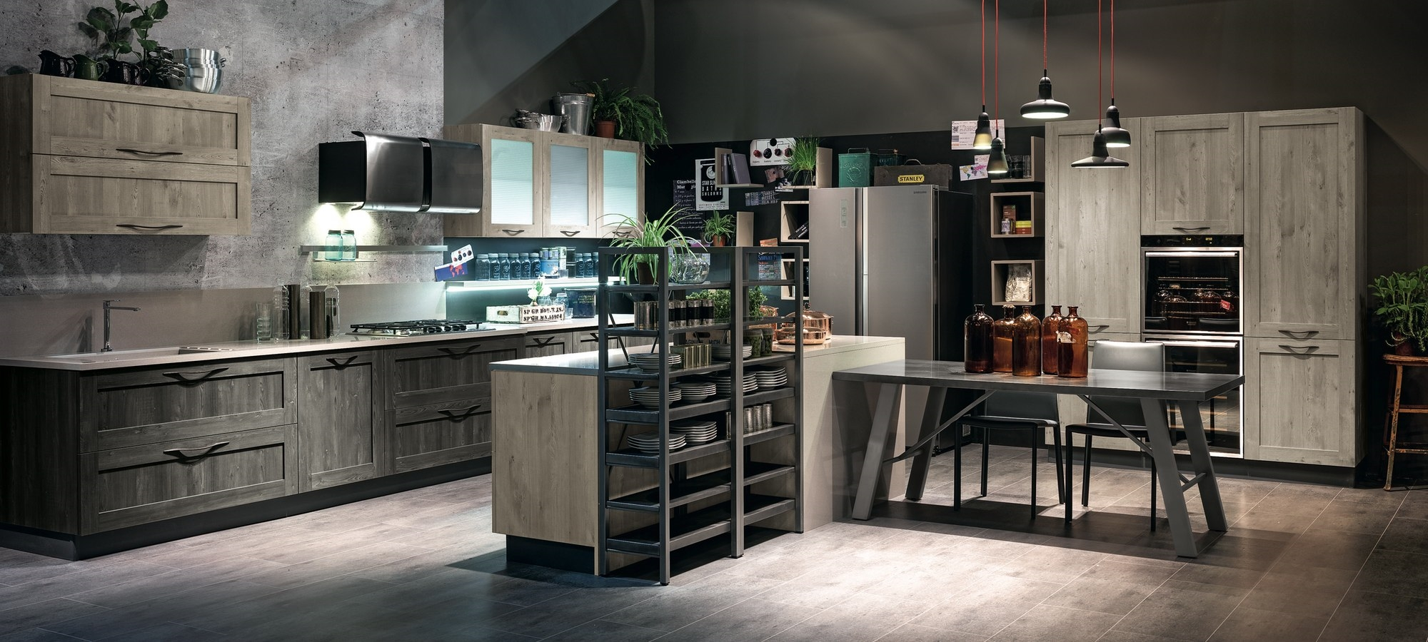 Cucina stosa cucine city composizione tipo 01 cucine a - Cucina city stosa ...