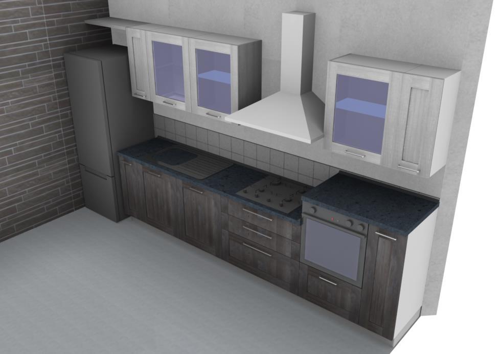 Cucina stosa cucine city scontato del 51 cucine a - Cucina frigo libera installazione ...