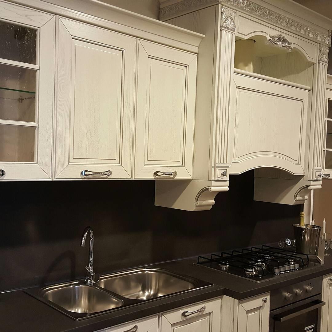 Stosa cucine dolcevita lineare bianca cucine a prezzi - Cucina stosa dolcevita ...