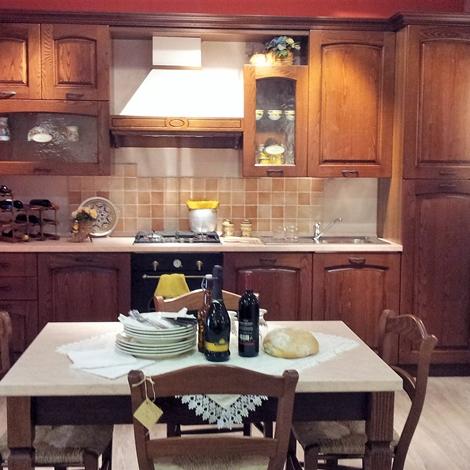 Cucina classica in noce stosa cucine focolare a prezzo - Prezzo cucina stosa ...