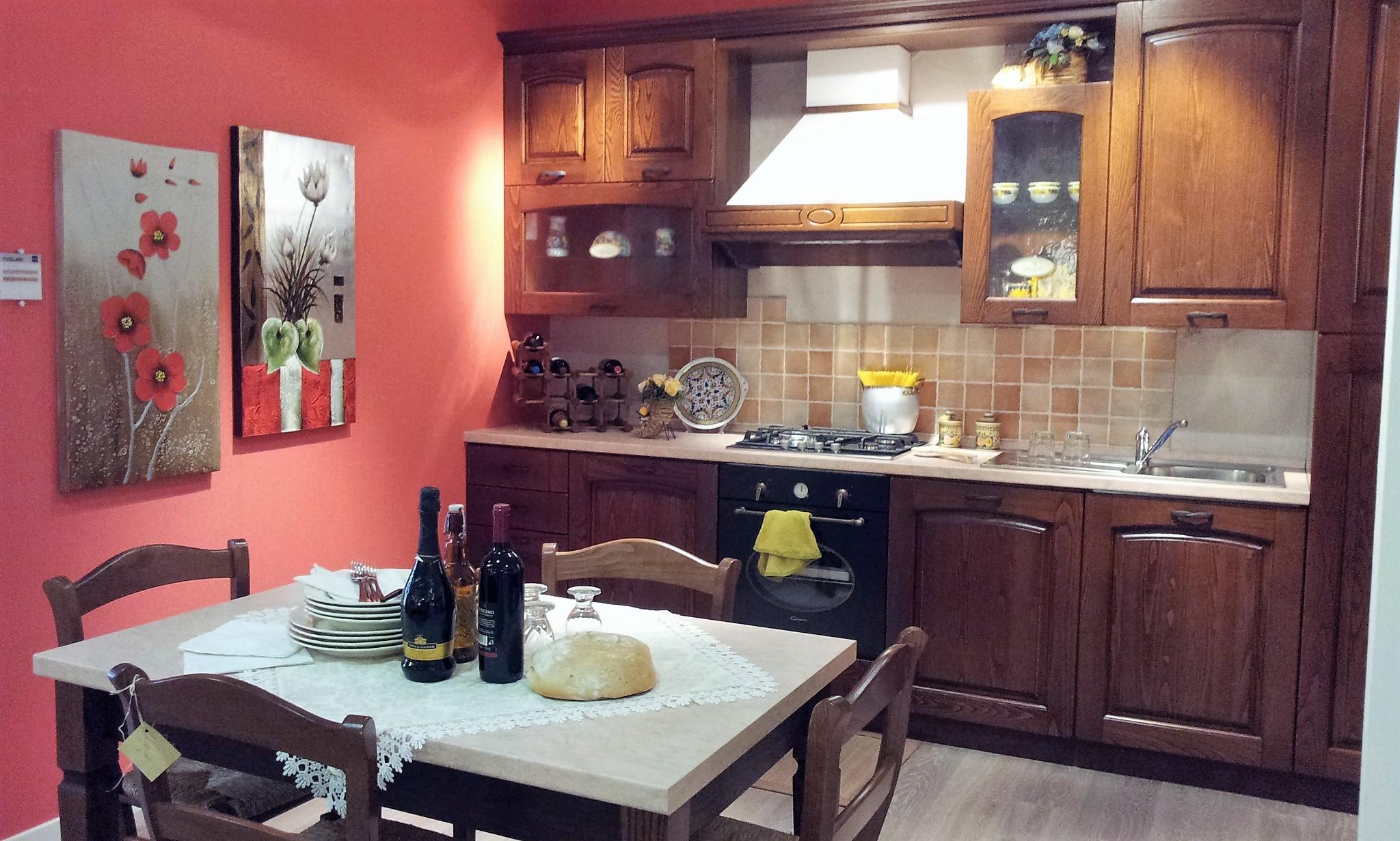 Cucina classica in noce stosa cucine focolare a prezzo - Prezzo cucine stosa ...