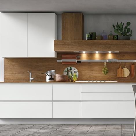 cucina Stosa Cucine Infinity composizione tipo 02 - Cucine a ...