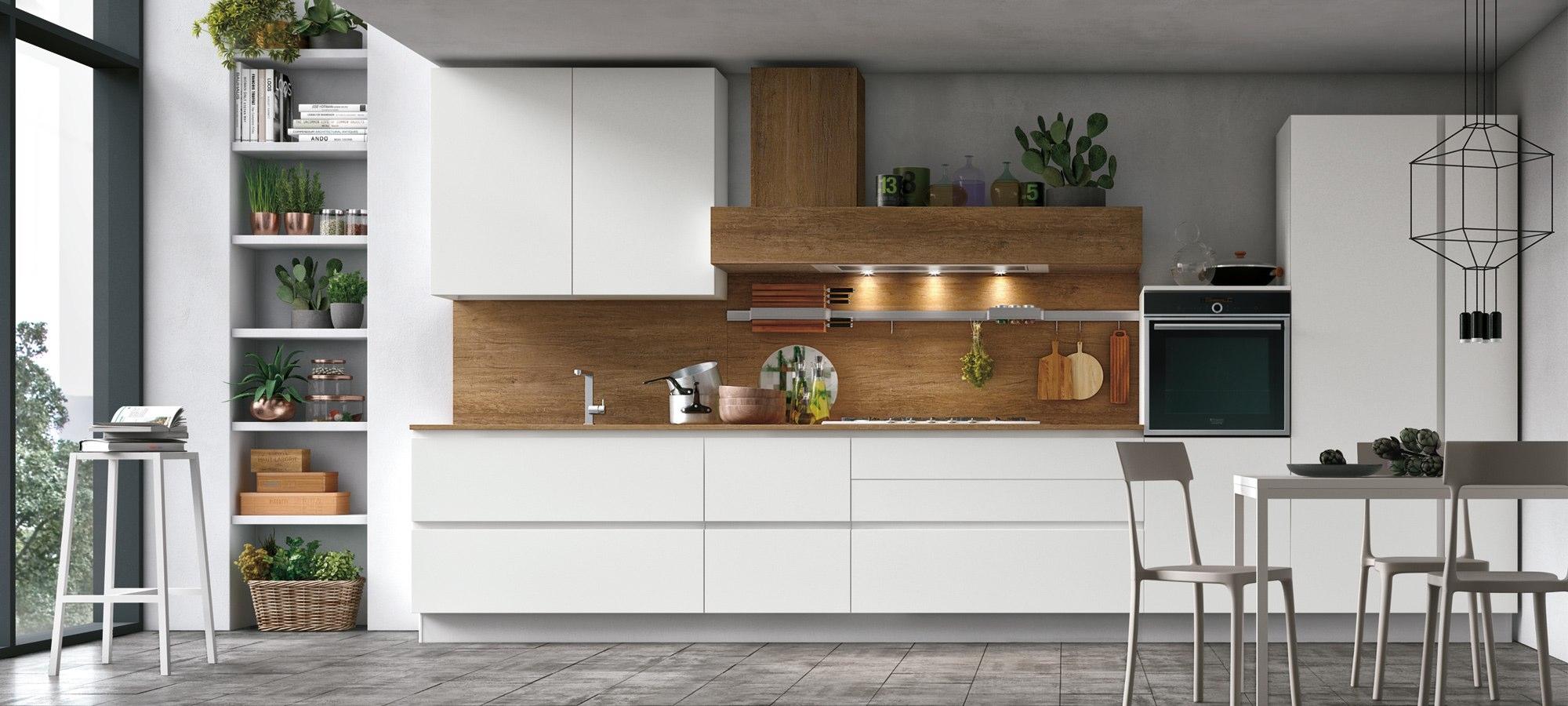 Cucina stosa cucine infinity composizione tipo 02 cucine - Prezzo cucine stosa ...