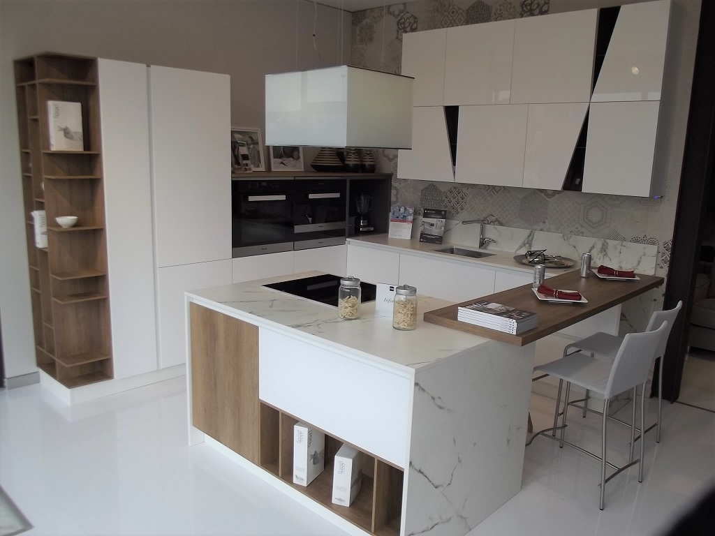 Cucina stosa cucine infinity diagonal scontato del 50 for Stosa cucine verona