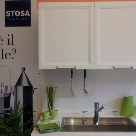 Cucina stosa cucine malib cucina con parete attrezzata for Outlet cucine abruzzo
