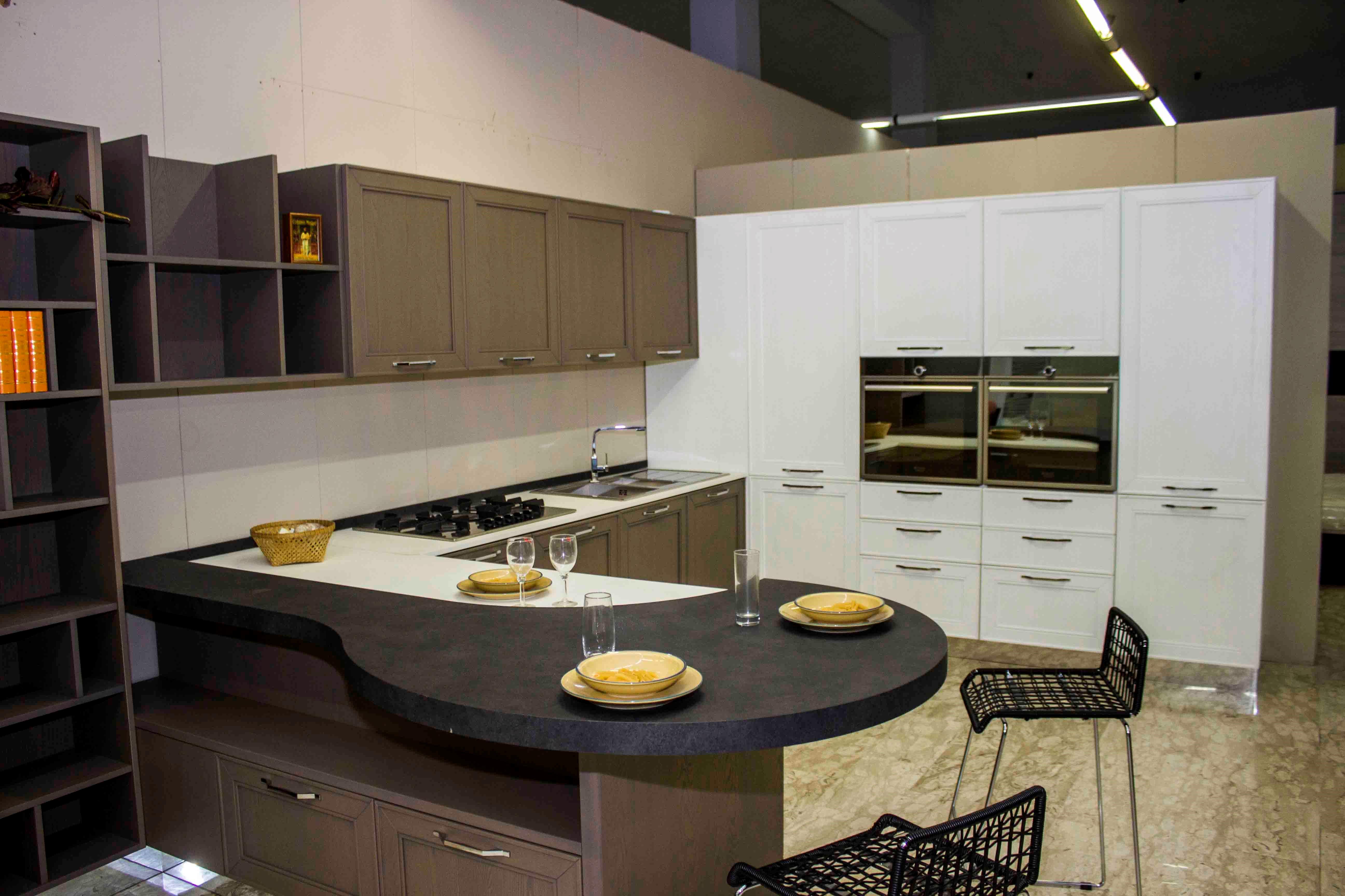 Cucina stosa cucine maxim scontato del 71 cucine a prezzi scontati - Altezza cucina stosa ...