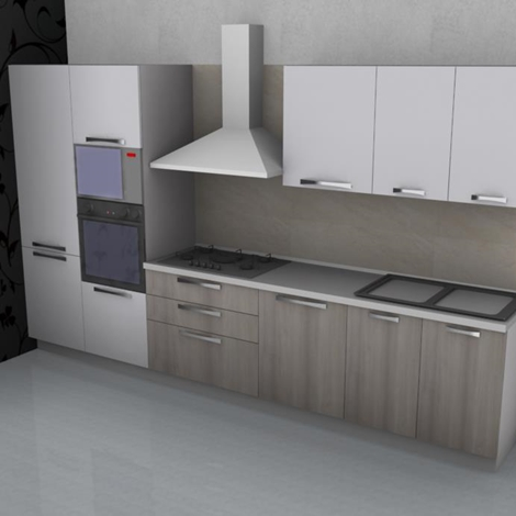 milly stosa cucine