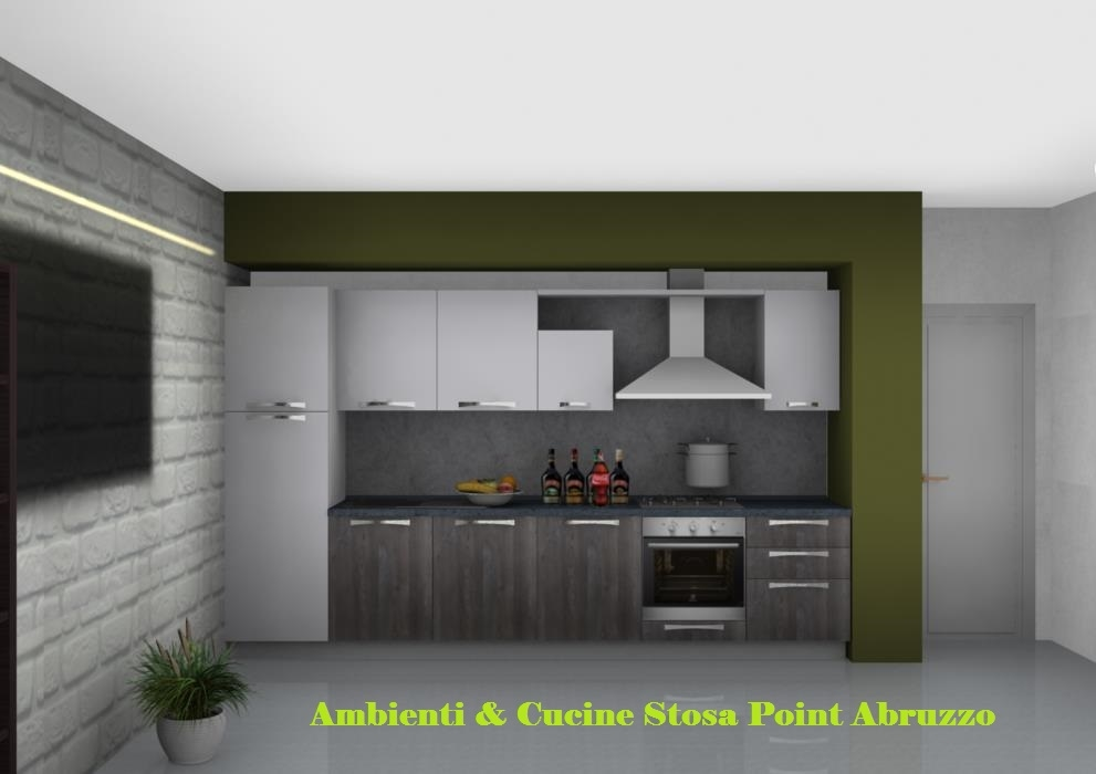 Cucina stosa cucine maya stosa cucine in outlet scontato for Cucine in outlet