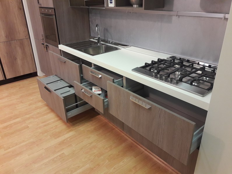 Stosa cucine cucina milly moderna scontata del 36 - Cucina stosa milly ...