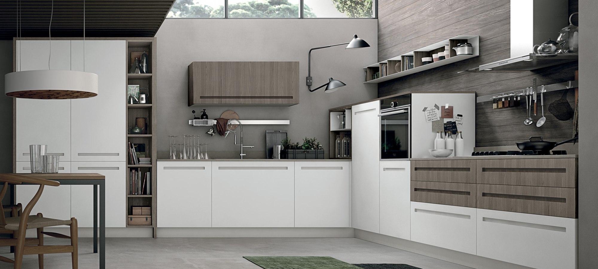 Stunning Cucina Composizione Tipo Gallery - Ridgewayng.com ...