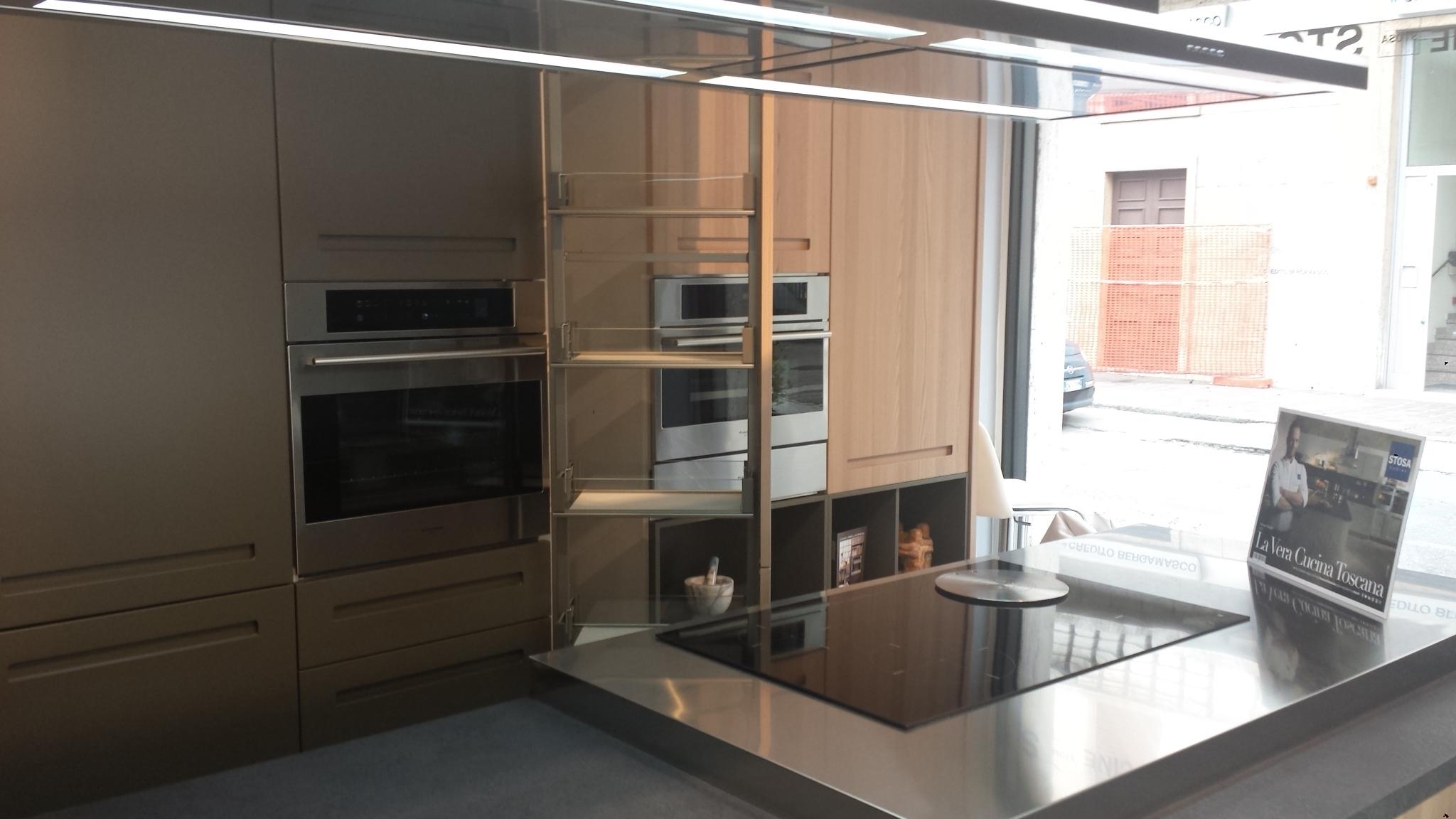 Cucina Stosa Cucine Mood esposizione - Cucine a prezzi scontati