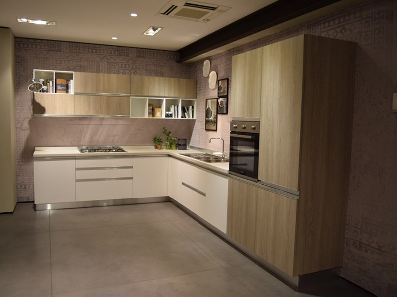 Cucina stosa cucine one star prezzo outlet for Outlet cucine di marca