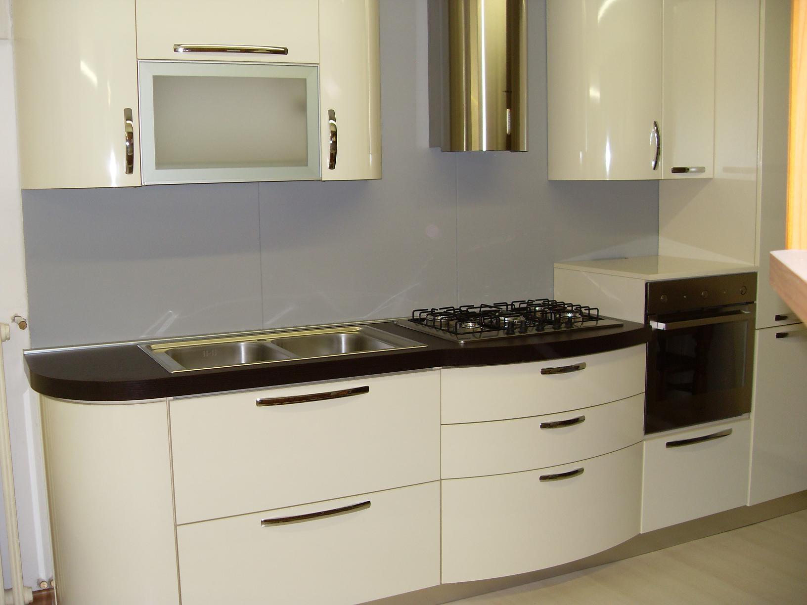 Cucina lineare di Stosa Cucine modello Patty - Cucine a prezzi scontati