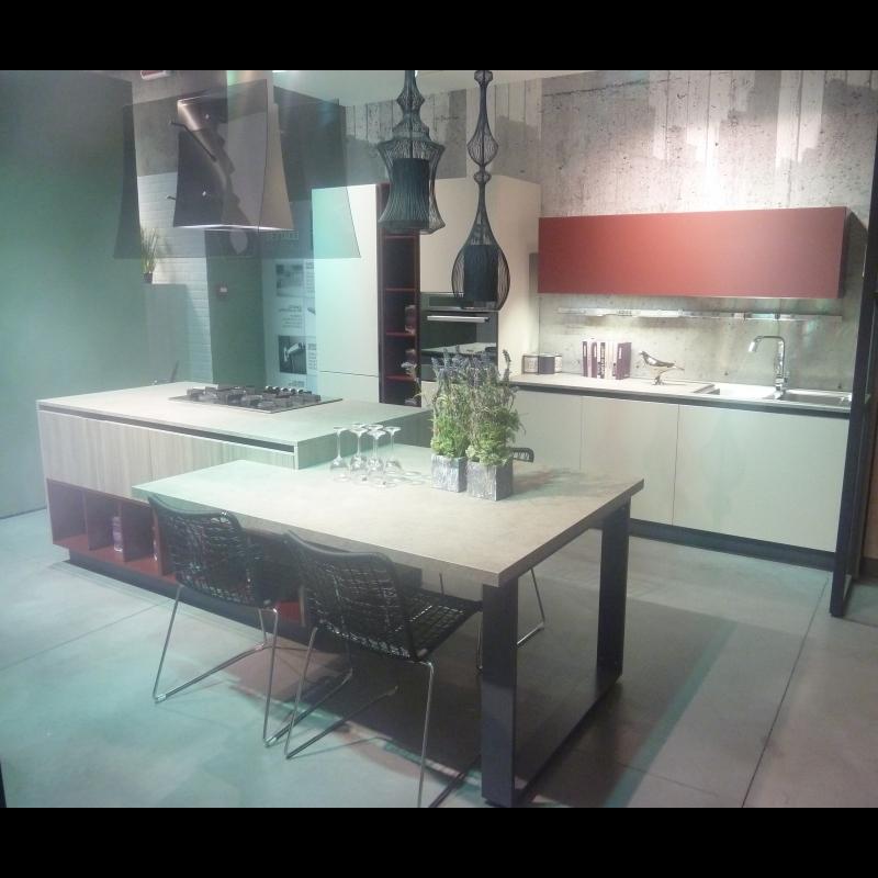 Cucina stosa cucine replay con isola scontato del 65 - Cucina replay stosa ...