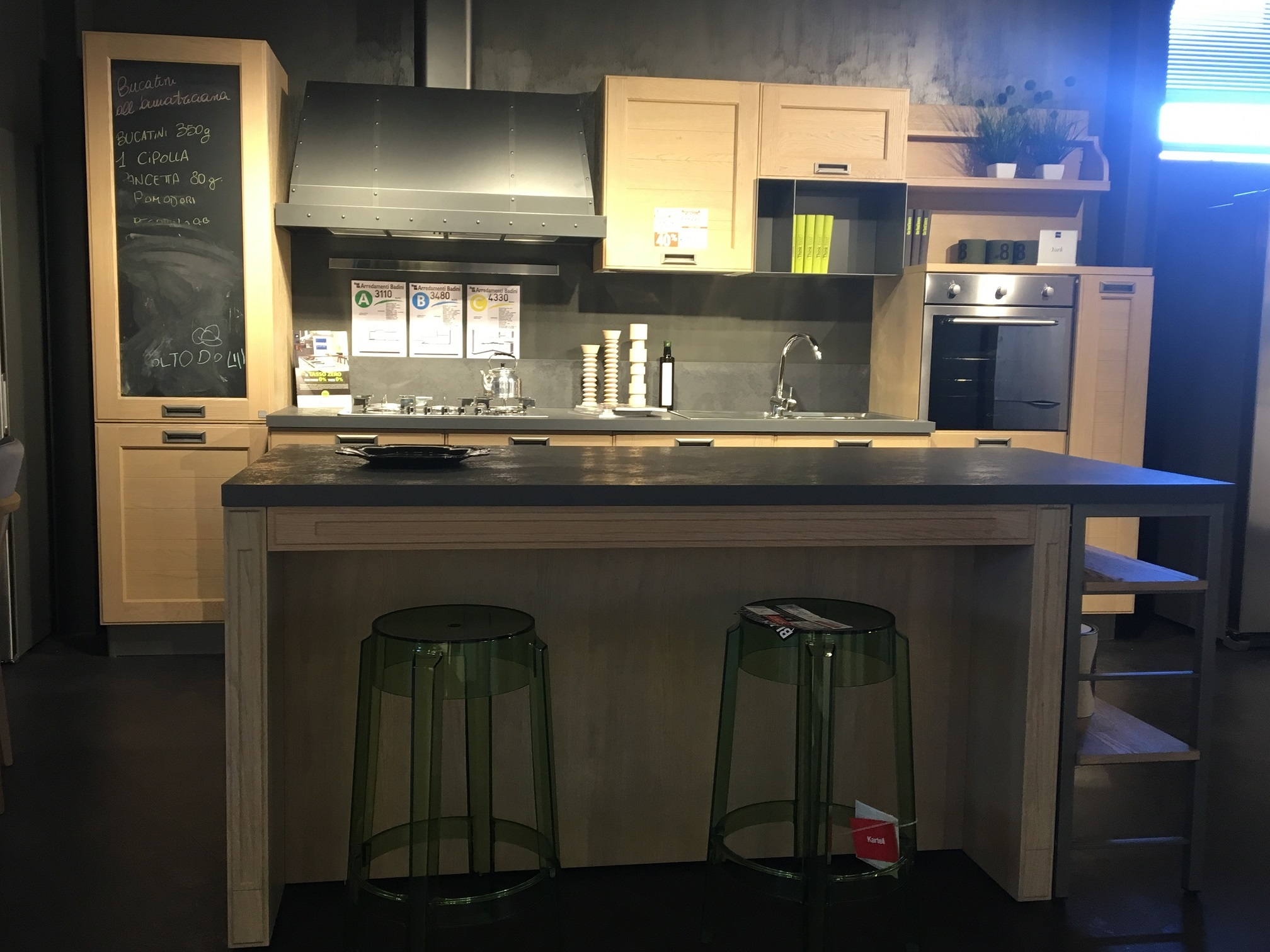 Cucina Stosa modello York scontata del -50 % - Cucine a ...