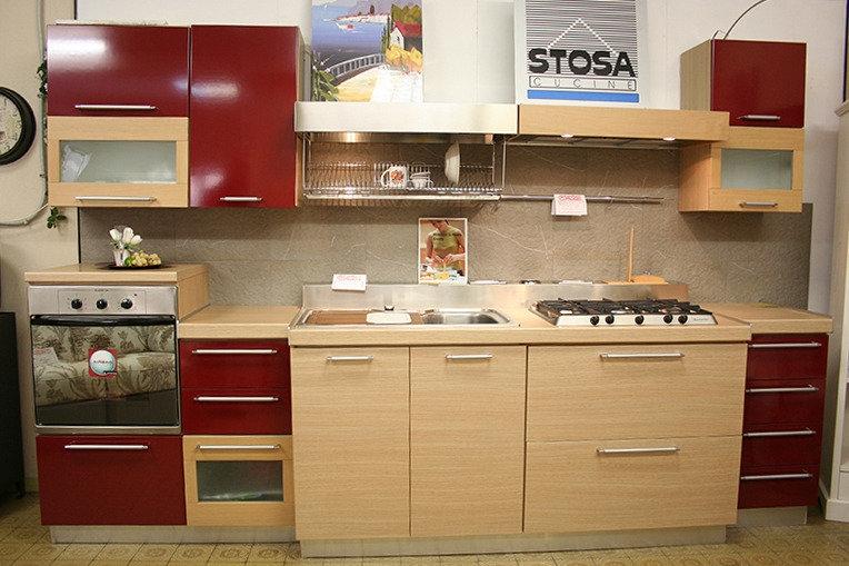 Cucina stosa in offerta 7041 cucine a prezzi scontati - Altezza cucina stosa ...