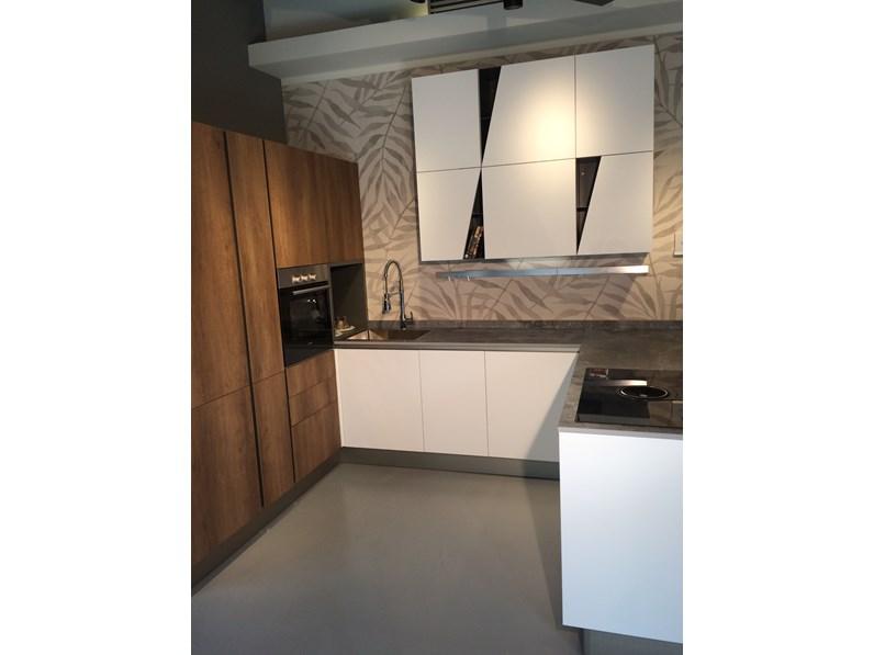 Cucina stosa infinity diagonal a prezzo ribassato 40 - Stosa cucine prezzo ...
