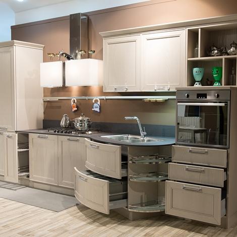 Cucina stosa maxim completa di elettrodomestici cucine a - Cucina completa mercatone uno ...