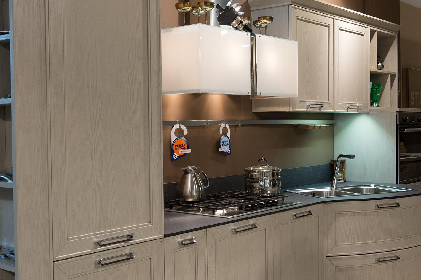 Cucina stosa maxim completa di elettrodomestici cucine a for Stosa cucina