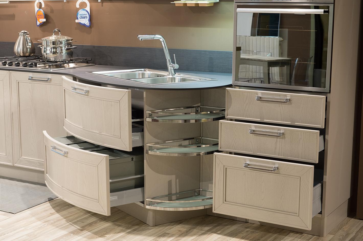 Cucina stosa maxim in offerta completa di elettrodomestici for Cucine in offerta prezzi