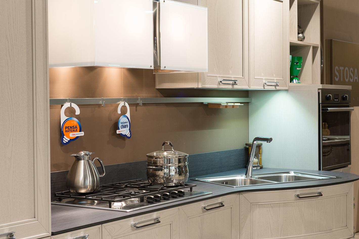 Stosa Cucine Cucina Maxim Classica Legno - Cucine a prezzi scontati