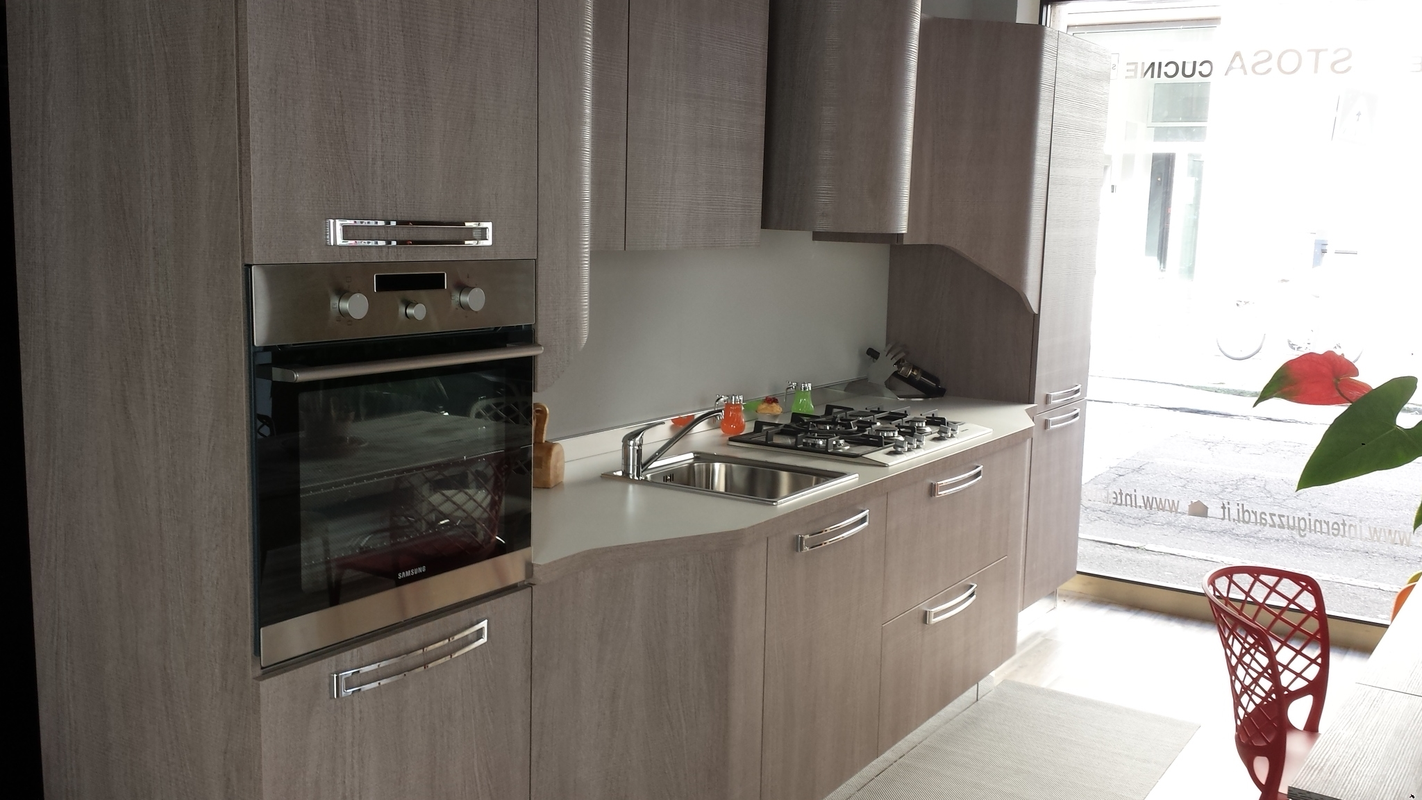 Cucina stosa milly completa di elettrodomestici cucine a prezzi scontati - Cucina stosa milly ...