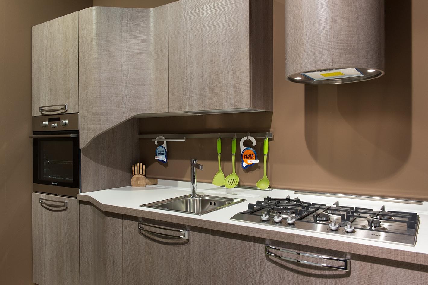 Cucina Stosa MILLY in offerta 22237 - Cucine a prezzi scontati
