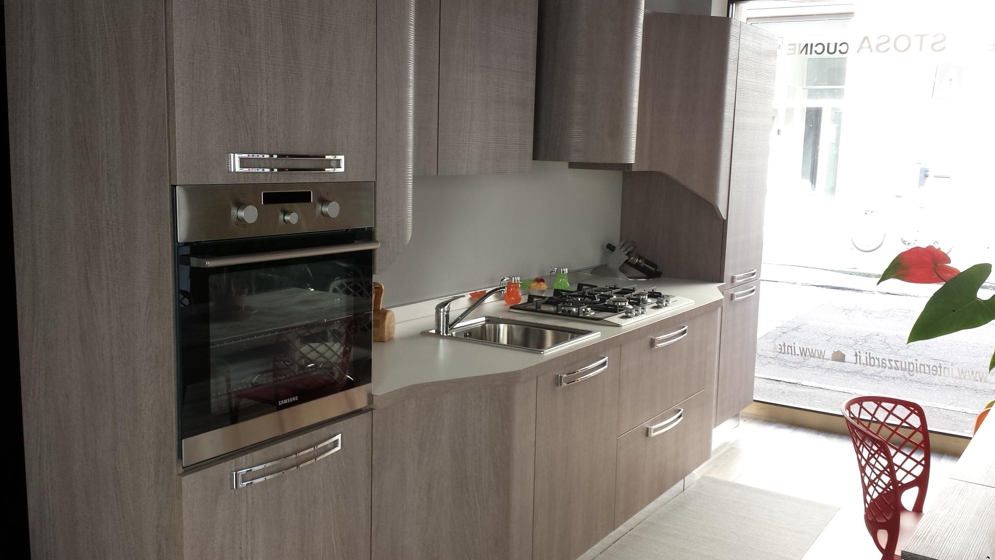 Cucina stosa milly in promozione cucine a prezzi scontati - Altezza cucina stosa ...