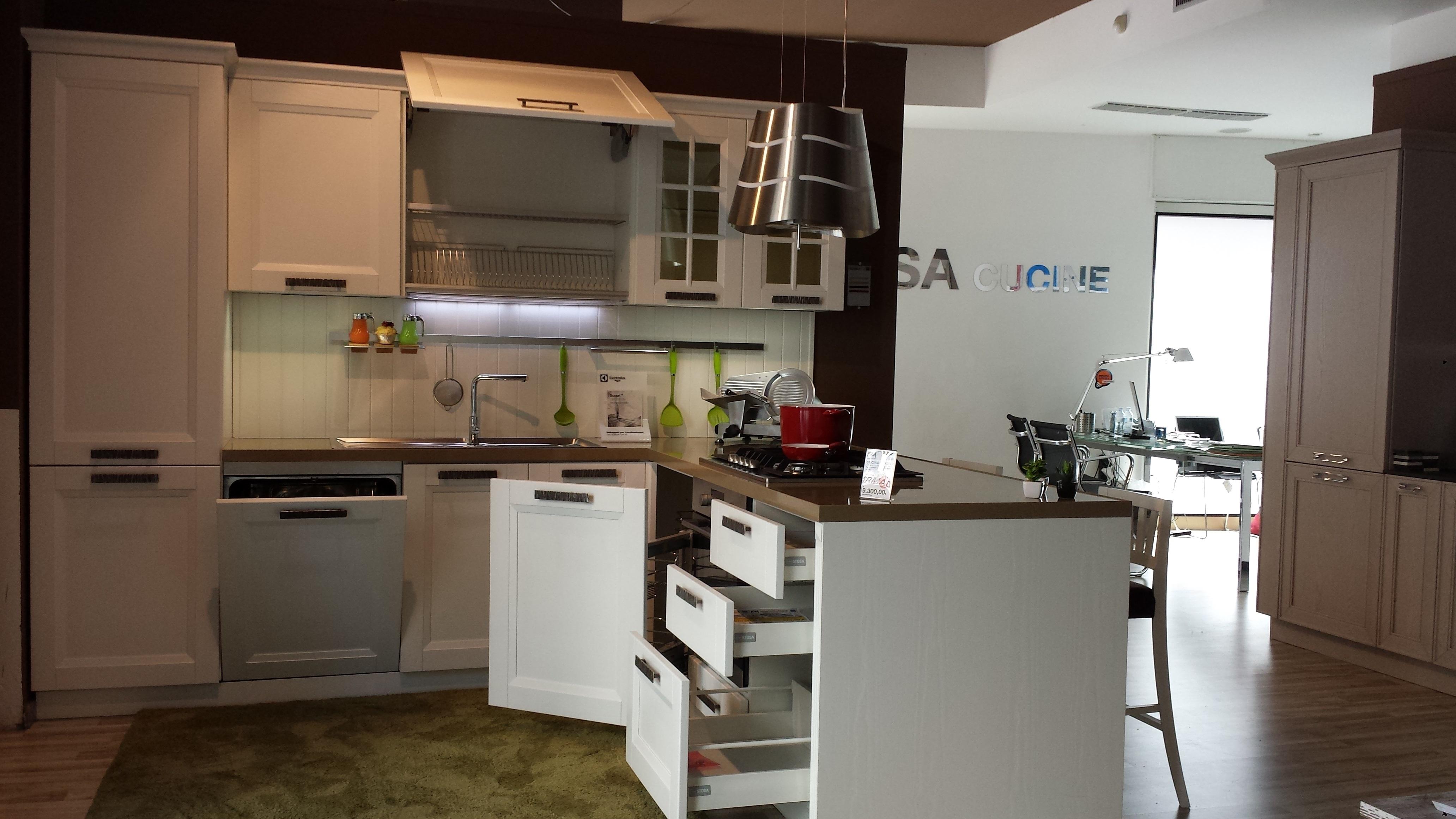 Cucina stosa mod beverly completa di elettrodomestici - Cucina beverly stosa ...