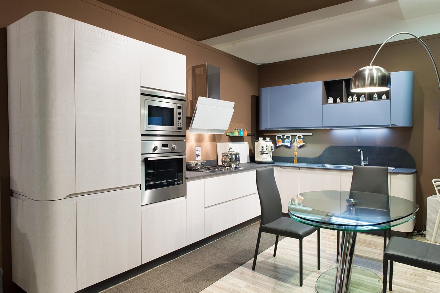 Cucina stosa mod bring completa di elettrodomestici for Cucina elettrodomestico